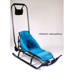 SALTO SLEDS WITH PAD